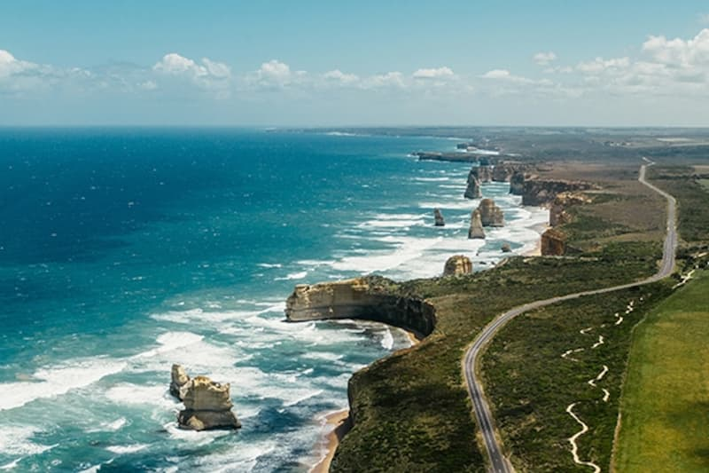 Great Ocean Road, Western Regions of Victoria