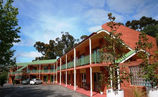 Comfort Inn Lady Augusta, The Murray