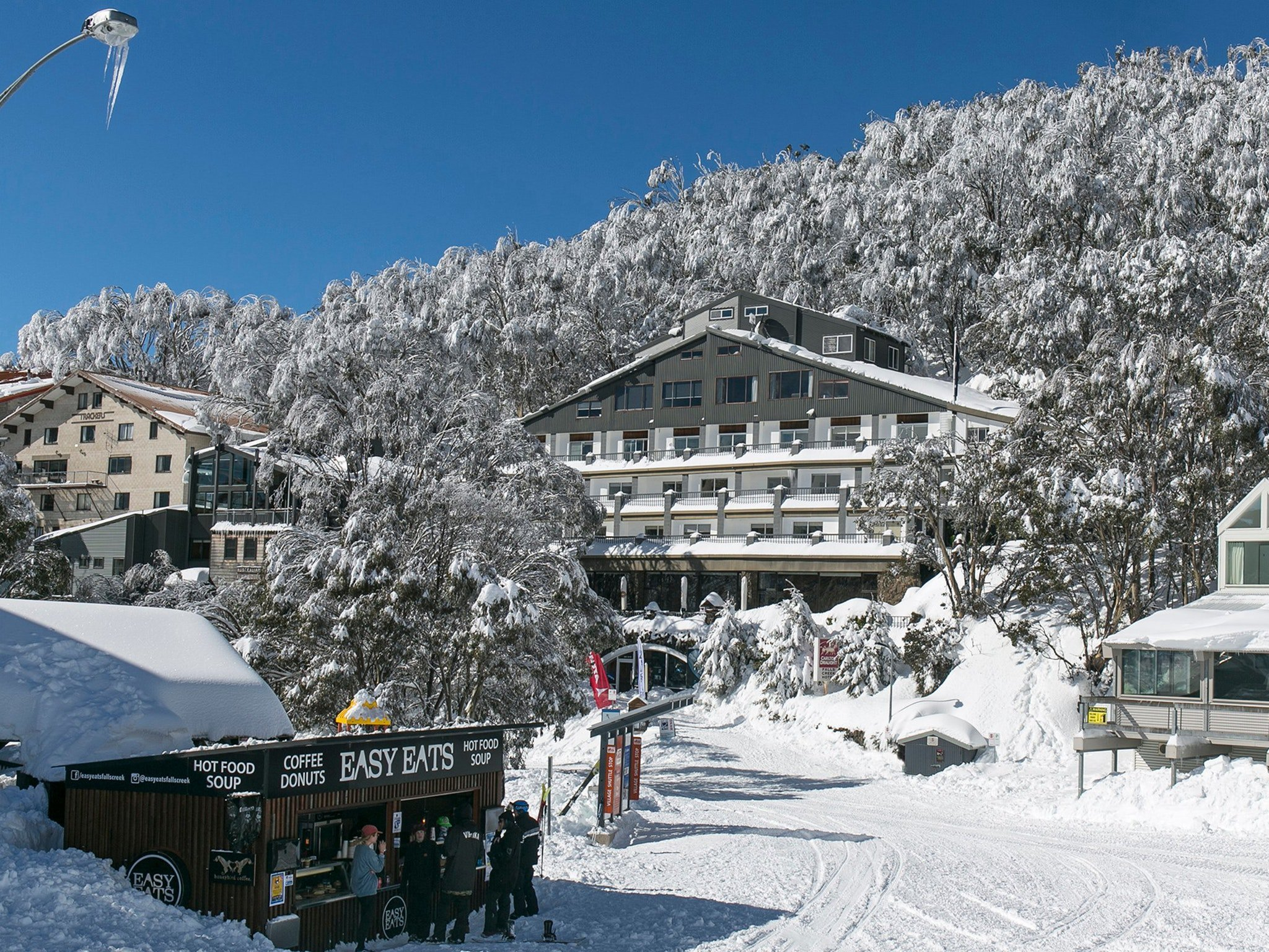 Falls Creek Hotel, Falls Creek Accommodation