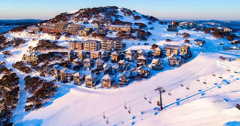 Village, Mount Hotham Accommodation