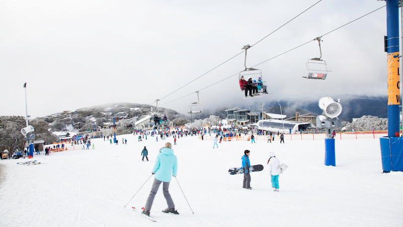 Mount Hotham Ski Fields