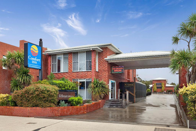 Comfort Inn The International, Apollo Bay