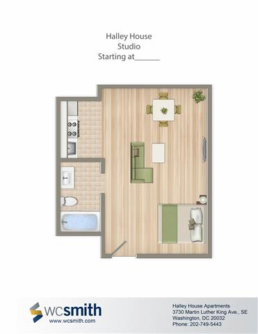 8 Share Apartment