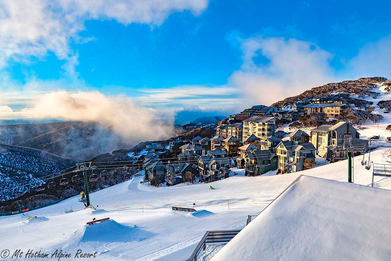 Hotham Alpine Resort Mount Hotham Skiing Co Ski Hire