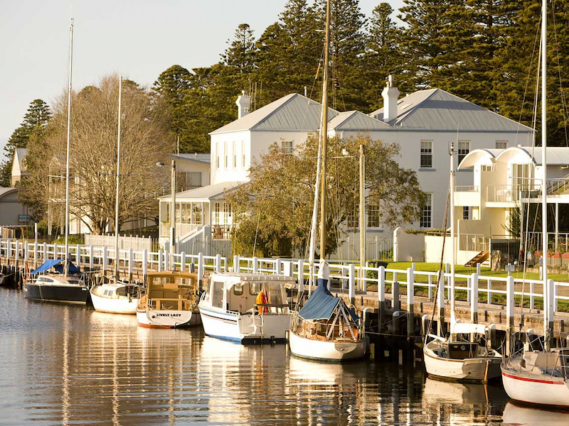 Boats, Port Fairy