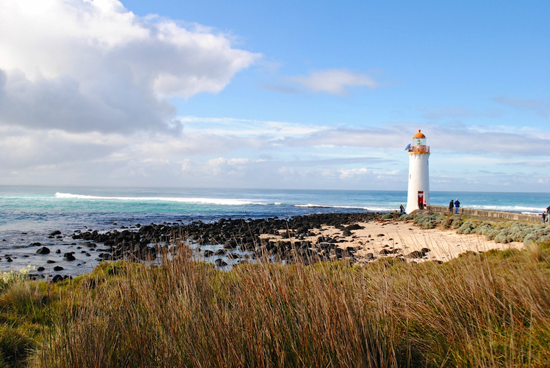 Lighthouse, Port Fairy