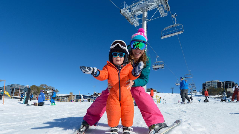 Mount Buller Ski Fields