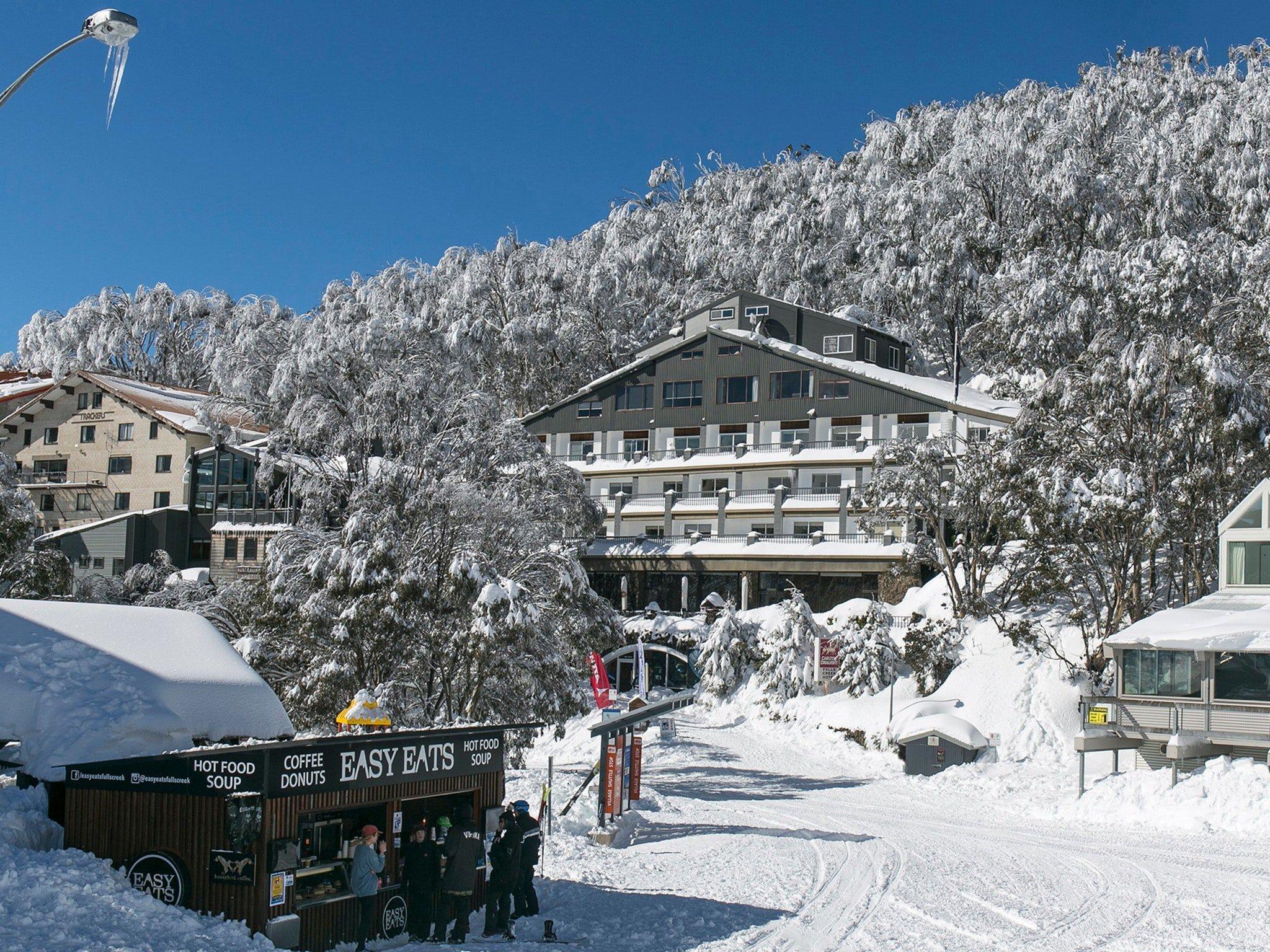 Falls Creek Hotel, Falls Creek Accommodation
