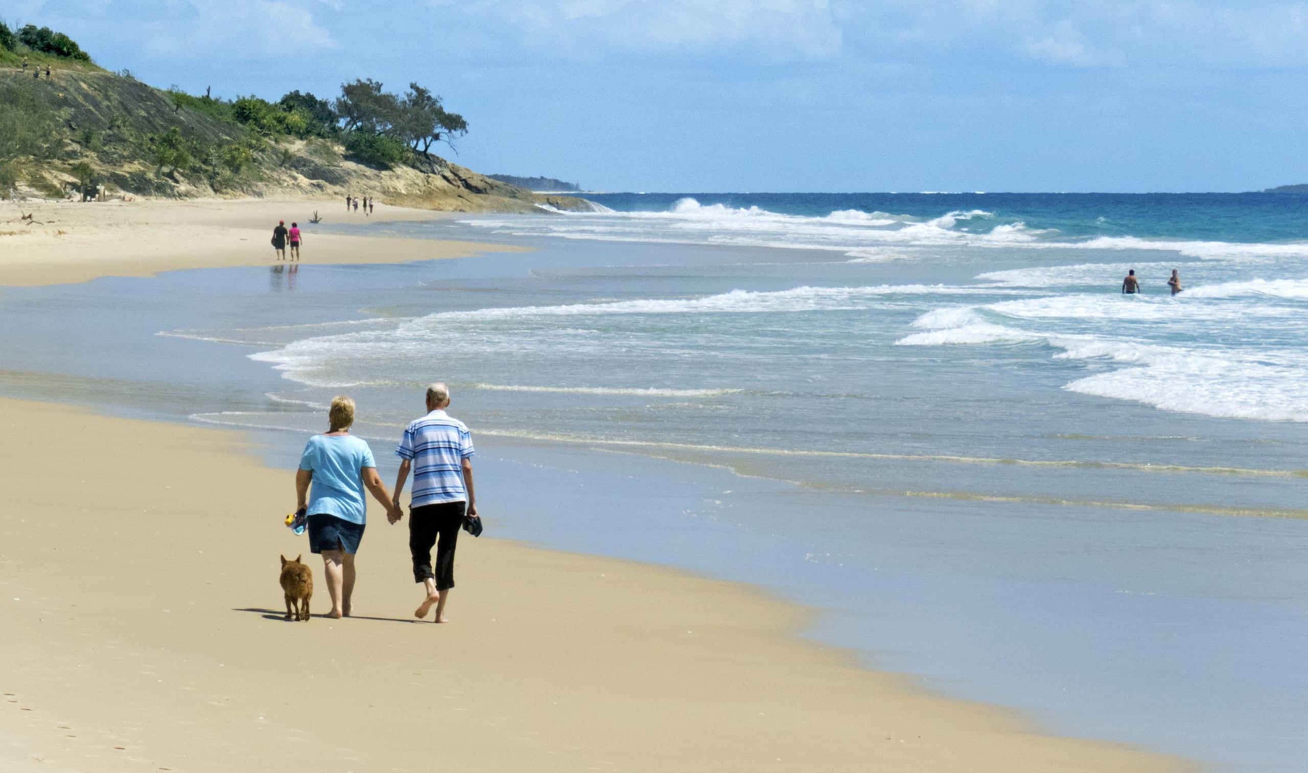 Beach, Victoria