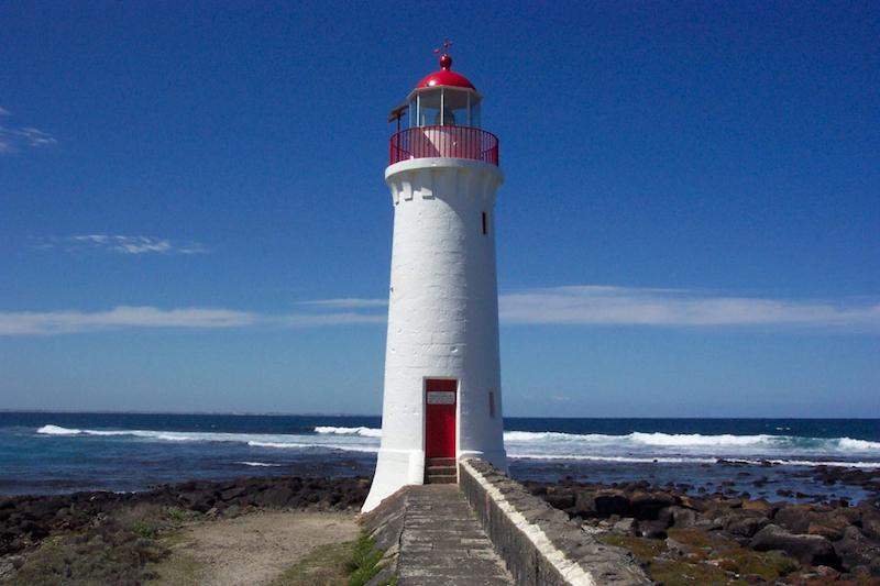 Lighthouse, Port Fairy