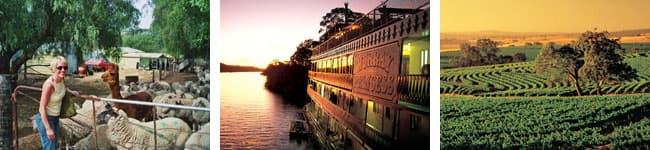 Outback Heritage Cruise